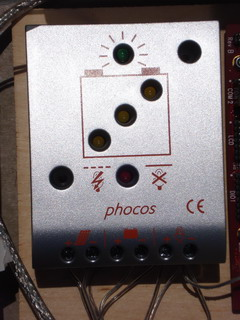 Phocos Charge Controller